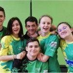 Six adolescents de Fondettes en compétition au Liban